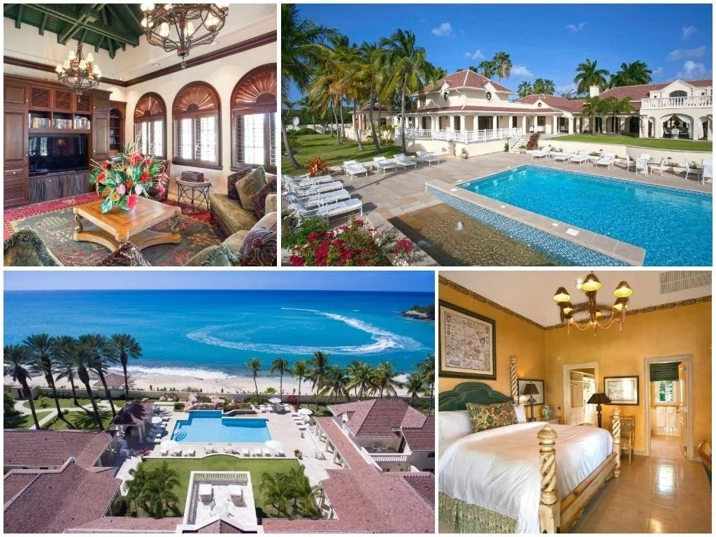 This Trump's jaw-dropping luxury estate with 12 full bathrooms now on sale for N8.9b (photos)