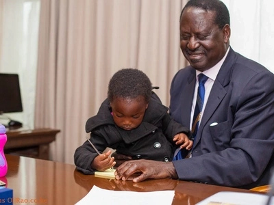 Raila goes loose, spends KSh 22 million in a day
