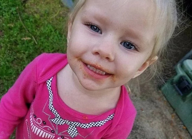 Video: 2-Year-Old Louisiana Girl Dragged 20 Feet And Killed By Pickup Truck