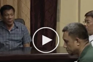 WATCH: Duterte meets Peter Lim; here's what they talked about