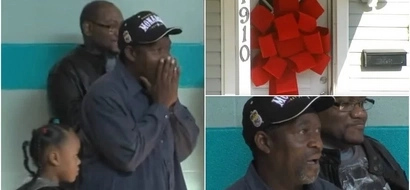 Touching! Homeless father of twins thought it was just an interview, but he was wrong! (photos, video)