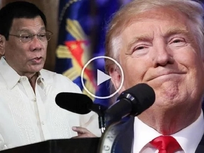 Wow! Did Duterte just pull off the submissive ally card on Trump's US presidency?