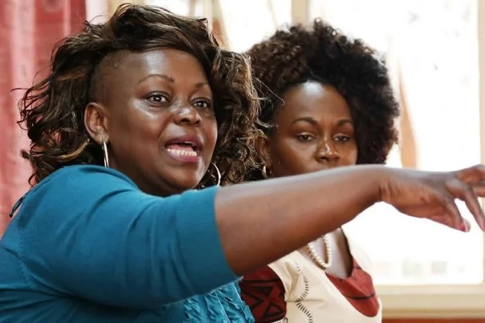 I would choose Ndii over Larry Madowo for a boyfriend - Millie Odhiambo