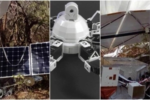 Kitui residents in awe as strange, foreign device falls from the sky