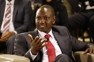 William Ruto finally responds to Jacob Juma murder links