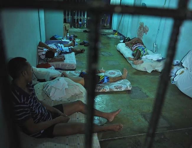 La mitad de las cárceles del país no tienen asistencia médica