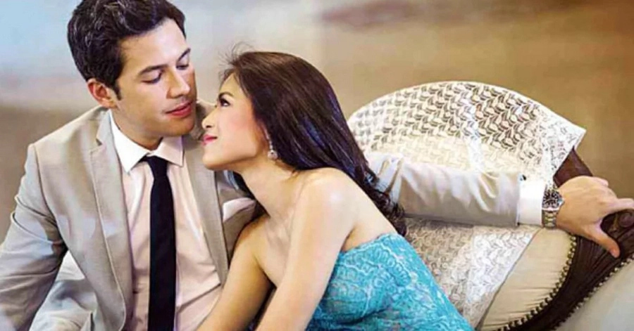 Toni and Paul to welcome a baby boy!
