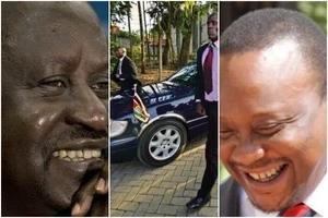 Ni wagombea wangapi wa urais ambao tayari wamepewa ulinzi mkali wa serikali?