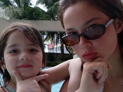 Bonding moments! Andi Eigenmann and Ellie went on a pool date and it's absolutely heart warming