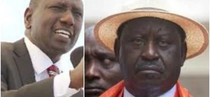 Raila atoa madai mazito kuhusu unyakuzi wa mashamba dhidi ya William Ruto