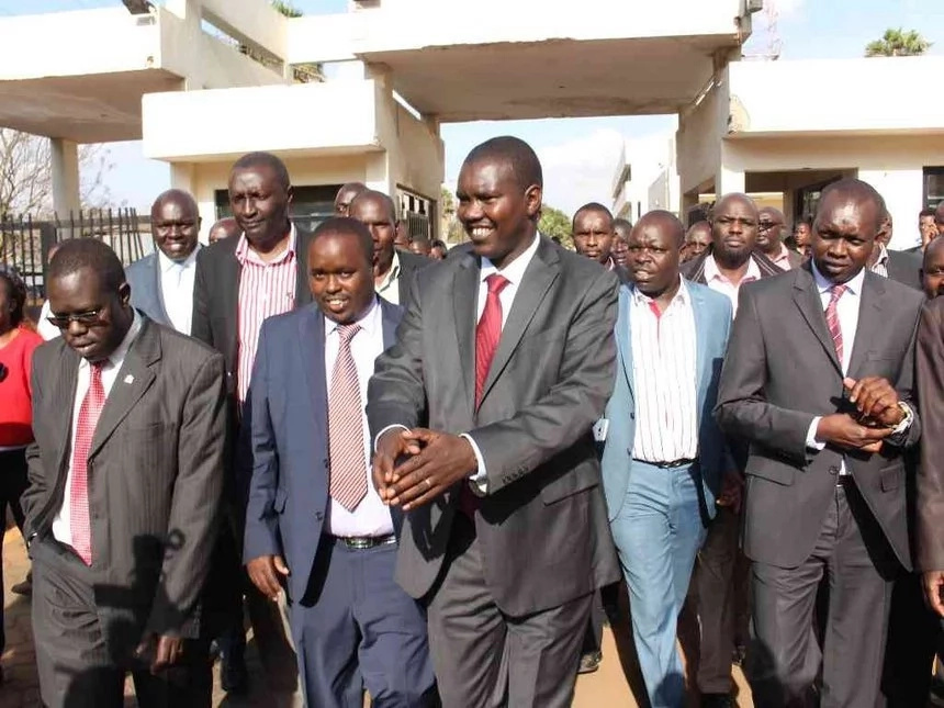 Raila under investigations and will not receive special treatment