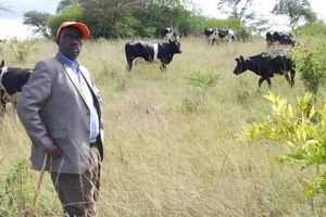 Read how this former civil servant turned his small dairy farm into a booming enterprise (photos)
