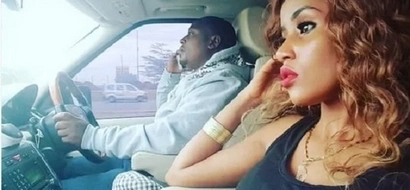 Pastor Kanyari's sister is sexier than yours and her thighs in these photos are killing men