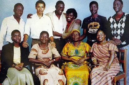 See 8 Photos Of Barack Obama S First Visit To Kenya In