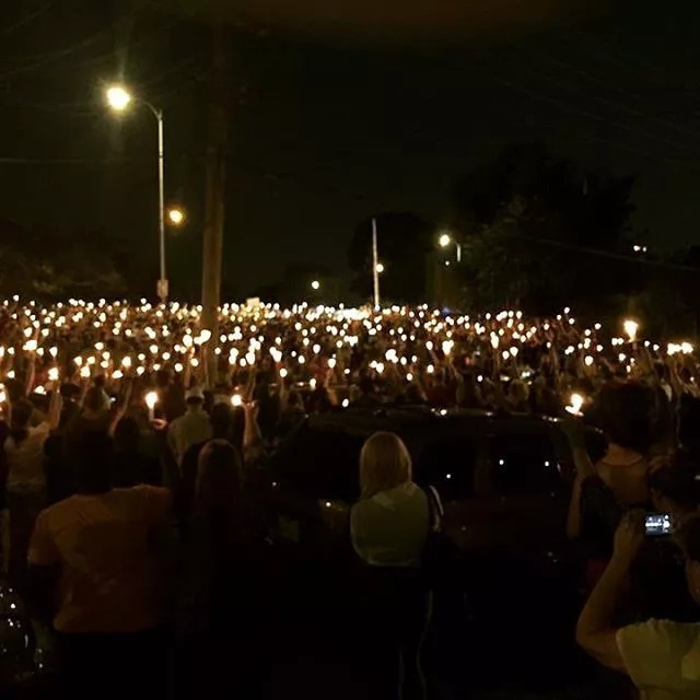 Solidaridad con las víctimas de la masacre de Orlando