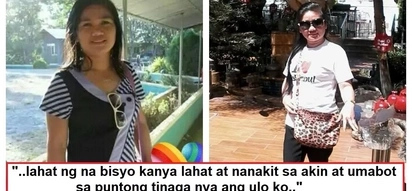 Hindi biro ang tiniis! OFW mom recounts her suffering as a wife and the pain of being away with her children