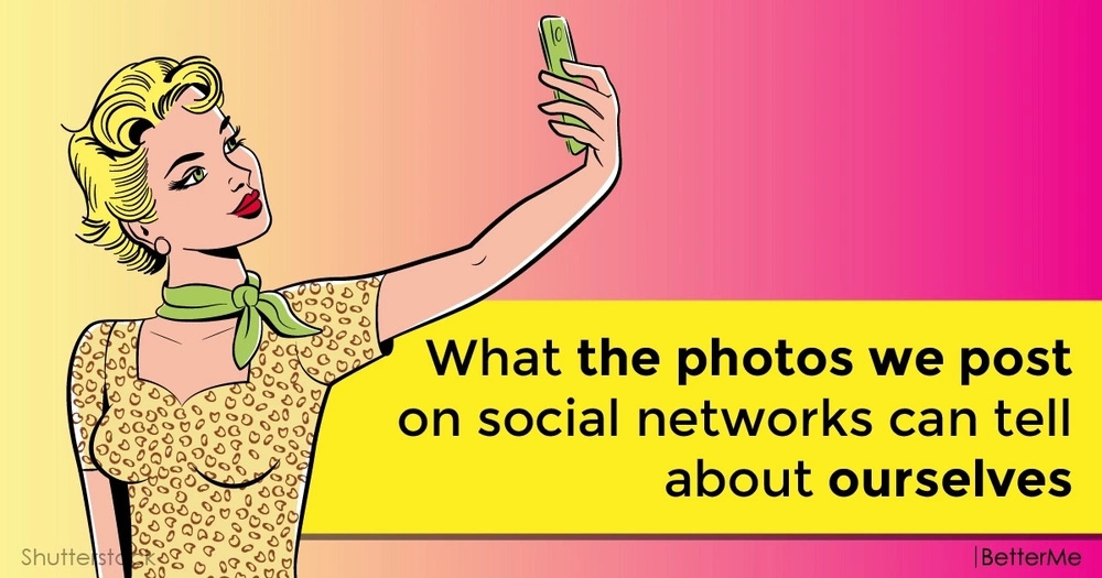 What the photos we post on social networks can tell about ourselves