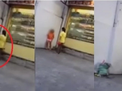Mother Caught Slapping and Kicking Her Daughter! A Wrong Way To Discipline Her Child