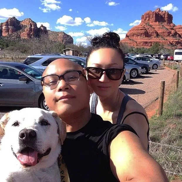 Este perro terminalmente enfermo TIENE UN día para vivir ... Su dueño lo lleva a un último viaje épico