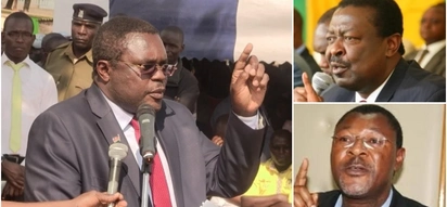 Luhya unity remains elusive as leaders clash over formation of single party for western region