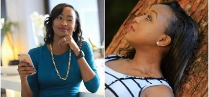 Citizen TV news anchor Janet Mbugua salutes KTN's Betty Kyallo for her openness in True Love interview