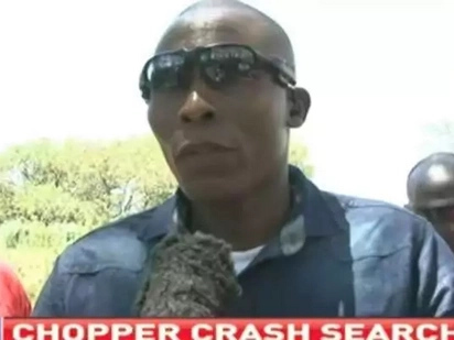 Super-witness who was present at accident scene that killed Nyeri governor remanded