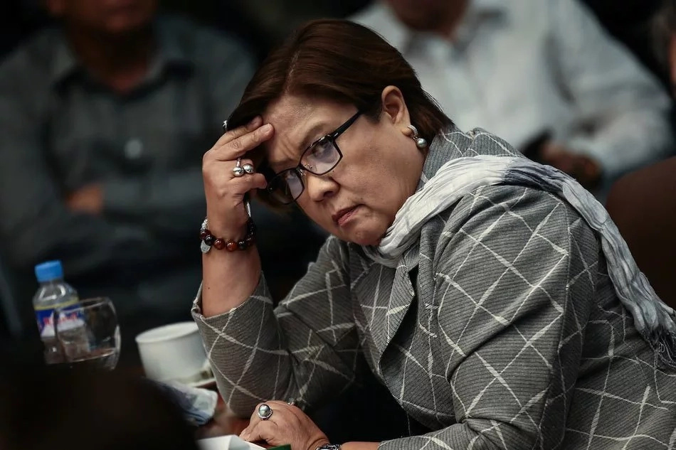 Dayan confesses to taking money from Kerwin for De Lima