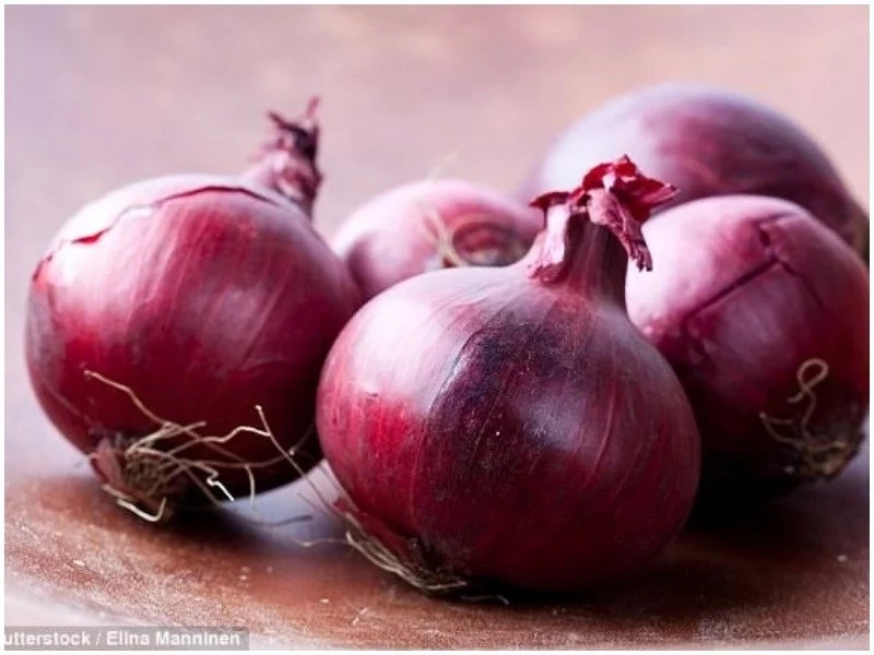 Good news! Fresh research reveals red ONIONS can destroy cancer (photos)
