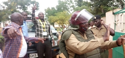 Makueni MCAs arrested for blocking new principal from accessing school