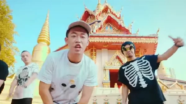 Malaysian-Chinese rapper jailed for insulting Islam