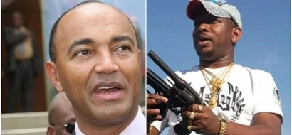 Peter Kenneth asked about his running mate... here is his answer