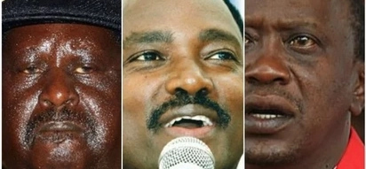 Kalonzo is 2017 'Superman' and holds the fate of the Kenyattas and Odingas dynasties