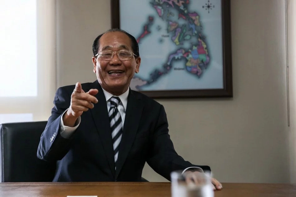 Henry Sy's successor, Jose Sio shares 5 rules to success