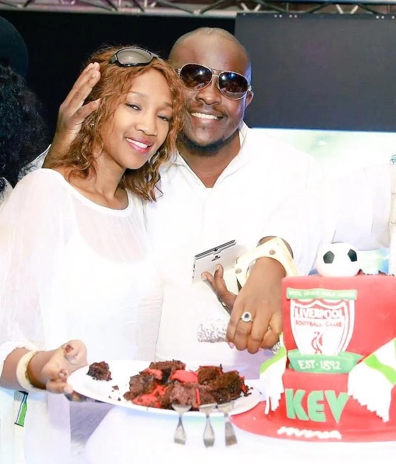 Uhuru, Waiguru lead Kenyans to mourn legendary entertainer Big Kev