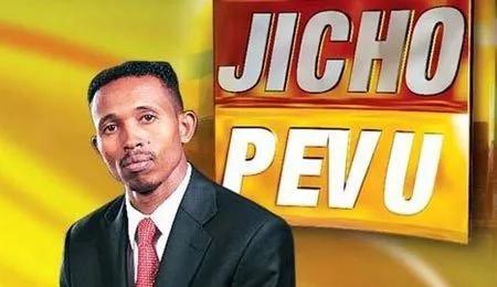 Moha Jicho Pevu amkashifu Uhuru, hi hapa sababu