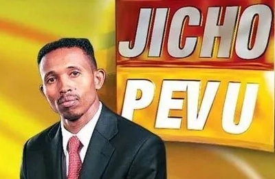 4 new photos emerge proving Moha jicho pevu has joined politics, we can guess his preferred party