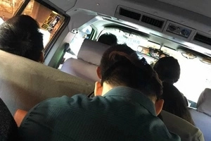 Netizen finally has the answer why passengers are always sleeping inside the UV Express