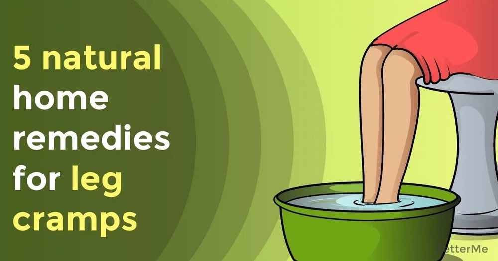 5 natural home remedies for leg cramps
