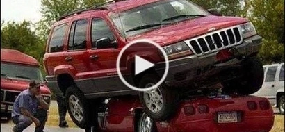 #RecklessDriving: 6 Shocking traffic accidents caught on video