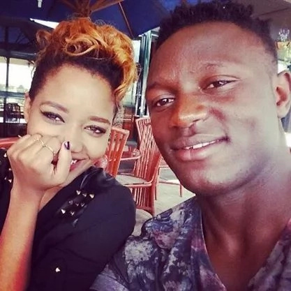Willy Paul speaks after rumors that he was involved with Victor Wanyama's girlfriend