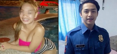 Notorious Iphone Girl breaks the internet again after some handsome police responds cleverly to her Facebook post