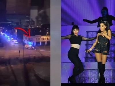 Ariana Grande Suspends World Tour. The Reason Will Scare You As Well!
