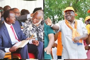 Blow to ODM as senator from Nyanza decamps to another party