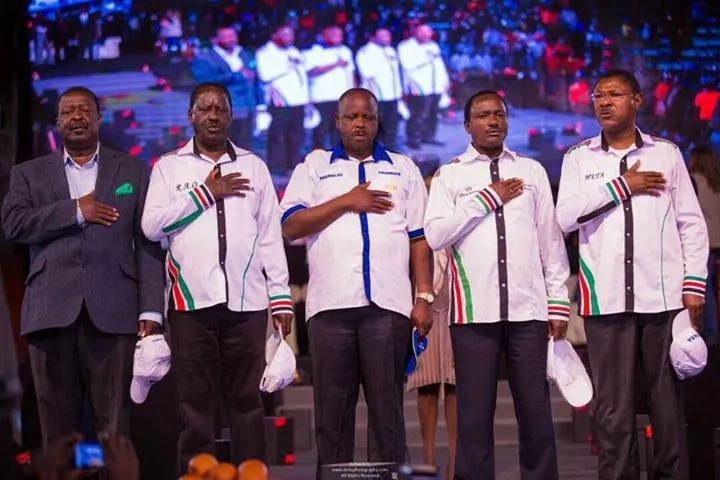 Does Isaac Ruto really stand a chance of becoming NASA flagbearer?