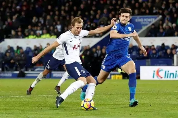 Tottenham Hotspurs' title hopes diminished after 2-1 disappointing lose to Leicester City