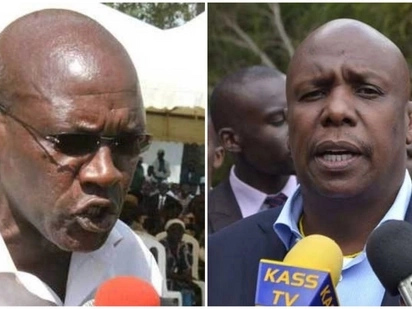KANU claws Khalwale after ex-Senator attacked Moi over Matiba