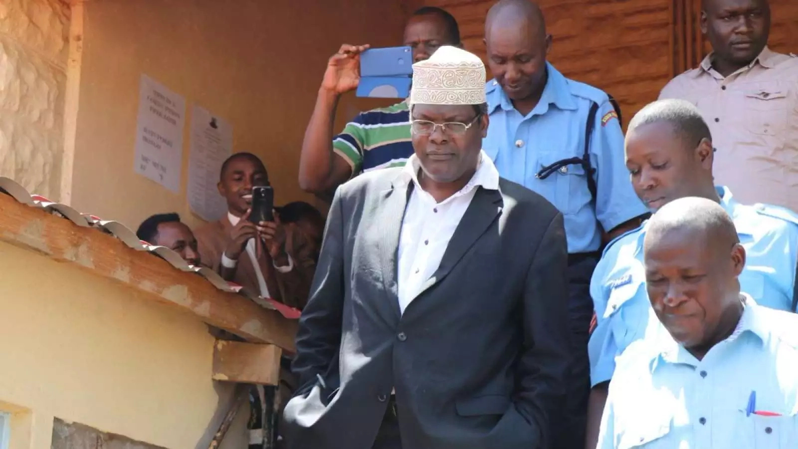 Miguna on funds drive to raise air fare and repair his house destroyed during dramatic arrest