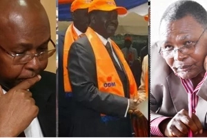 Tension after angry supporters invade ODM headquarters