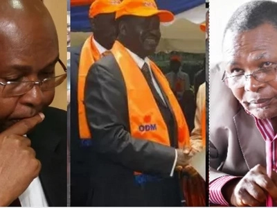 I will not participate in another ODM nomination - Raila's loyal friend