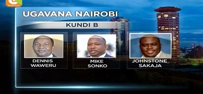 Mike Sonko teams up with Uhuru allies to form Team B outfit to oust Kidero